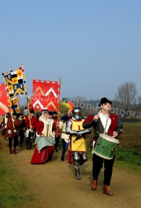 Cowdray Ruins 2007 Medieval -Re-enactments